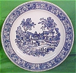 12 Chop Plate Shakespeare Country