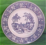 10 Dinnerplate Shakespeare Country