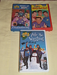 The Wiggles Lot Of 4 Videos