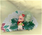 Mattel Liddle Kiddle Christmas Ooak