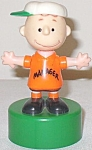 Charlie Brown Push Puppet