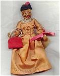 Vintage Crabapple Doll
