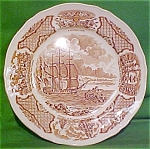 8in Salad Plate Fair Winds By Meakin