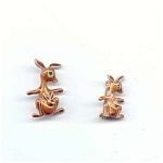 Kangaroo Pin Duo