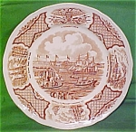 Luncheon Plate Fair Winds By Meakin