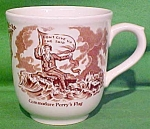 Coffee Mug - Fair Winds By Meakin- With Light Crazing