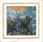 Anthrax I'm The Man Glass Picture