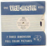 Vintage Sawyer View-master Massachusetts Usa Reel Set