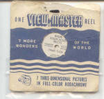 Vintage Sawyer View-master Robin Hood Reel Set