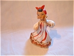 Ceramic Spanish Dancer Figure