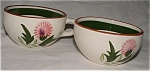 Stangl Thistle Cups