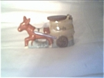 Nice Ceramic Donkey Ash Tray