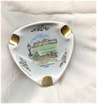 Schonbrunn Wien Ashtray