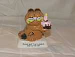 Garfield Collectible Figure Lot