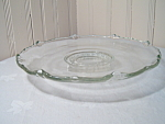 Village Guild Crystal Console Bowl