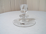 Canterbury Crystal Candle Holder