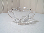 Canterbury Crystal Sugar Bowl