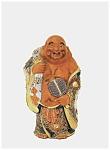Old Japanese Kutani Hotei Figurine