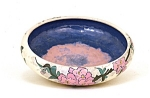 Old Japanese Export American Satsuma Flower Bowl Sg