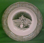 8 1/4 Soup Bowl Old Curiosity Shop By Royal China