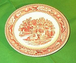 6 1/2 In Bread & Butter Plate Memory Lane Royal China