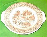 Underplate Gravy Memory Lane Royal China W Lt Crazing