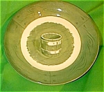 Saucer Solid Center Design 6 1/4 Royal China