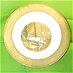 10 Vegetable Bowl Colonial Homestead W Crazing