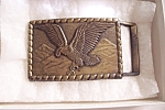 Bronze Colored Eagle Belt Buckle