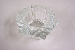 Star Shaped Crystal Glass Candle Holder