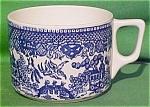 Coffee Mug Blue Willow Royal China Classic