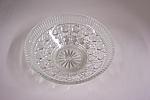 Daisy & Button Crystal Glass Bowl