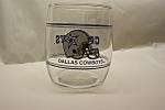 Dallas Cowboys 12 Ounce Glass