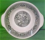 Tabbed Cereal Bowl Green Willow Royal China