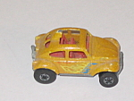 Vw Baja Bug, Hot Wheels, 1983, Yellow