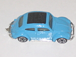 Vw Bug, Matchbox, 62 Vw Beetle, Blue