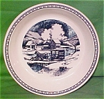 1982 Commemorative Pie Baker By Watkins By Royal China