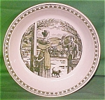 1983 Commemorative Pie Baker By Watkins By Royal China