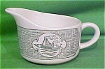 Creamer Currier & Ives By Scio Pottery