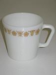 Corning Corelle Butterfly Gold Pyrex Mug