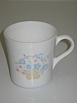 Corning Corelle Country Cornflower Cup Mug