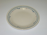 Corning Corelle Country Violets Dessert Plate