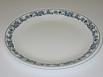 Corning Corelle Old Town Blue Onion Dinner Plate