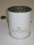 Corelle English Meadow 3 Cup Flour Sifter By Bromwell