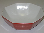 Fitz & Floyd 1975 Rondelet Terra Cotta Vegetable Bowl