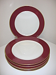 Hutschenreuther Germany Set Of 6 Dinner Plates