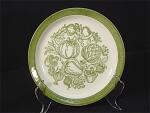 Jamestown Pottery Salad Plate