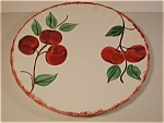 """blue Ridge"" Apple Dinner Plate"