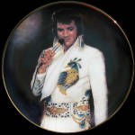Tenderly: Elvis Remembered By Morton, Hamilton Plate
