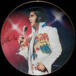 Vision: Remembering Elvis,by Nate Giorgio, A Bradford Plate